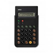 Other Brands BRAUN(ブラウン) / Calculator BNE001BK 電卓(ET66復刻版)<img class='new_mark_img2' src='//img.shop-pro.jp/img/new/icons47.gif' style='border:none;display:inline;margin:0px;padding:0px;width:auto;' />