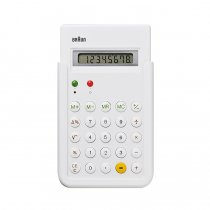 Other Brands BRAUN(ブラウン) / Calculator BNE001WH 電卓(ET55復刻版)