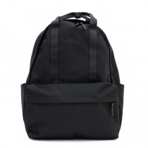 CRAFTED GOODS TRANSMI BALLISTIC バックパック - Black