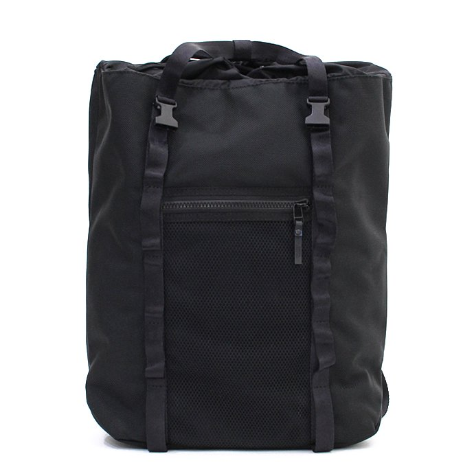 CRAFTED GOODS PATROL BALLISTIC 3Wayバッグ - Black 01