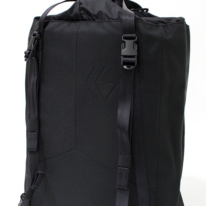 CRAFTED GOODS PATROL BALLISTIC 3Wayバッグ - Black 02