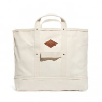 Other Brands Boston Bag Co. / The Original Boston Bag ラインマントートバッグ
