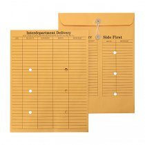 ULINE / Inter-Department Envelopes 封筒10枚セット<img class='new_mark_img2' src='https://img.shop-pro.jp/img/new/icons47.gif' style='border:none;display:inline;margin:0px;padding:0px;width:auto;' />