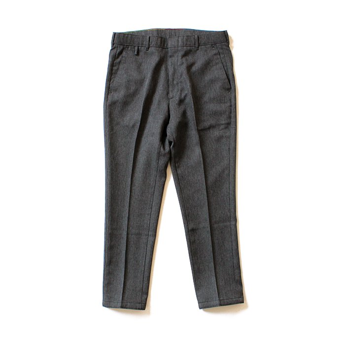 Hexico Deformer Pants Quarter Single Slim Ex. U.S. Action Slacks - Charcoal リメイク アクションスラックス チャコールグレー<img class='new_mark_img2' src='//img.shop-pro.jp/img/new/icons47.gif' style='border:none;display:inline;margin:0px;padding:0px;width:auto;' /> 01
