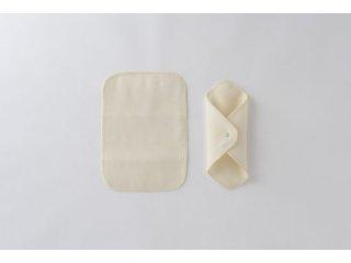 竹の布ナプキン ホルダー (単品 / 3枚組)