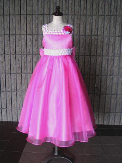 やさしいピンクドレス  【オーダーのみ】