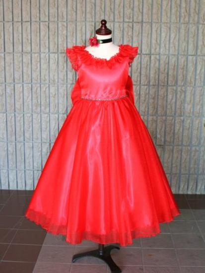 赤のドレス【オーダーのみ】