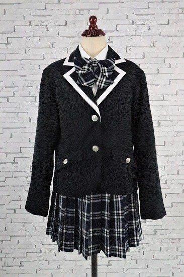 【レンタル】No318 女の子フォーマル4点セット150cm