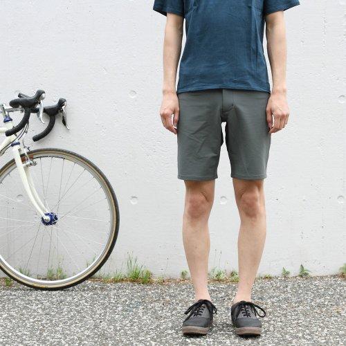 SWRVE * lightweight wwr TROUSER shorts * Grey