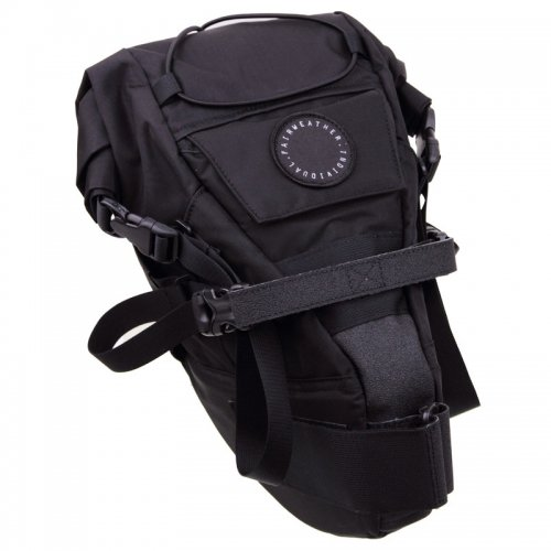 FAIRWEATHER * seat bag * BLACK