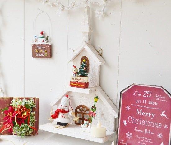 クリスマス雑貨イメージ画像ディスプレイやオーナメント
