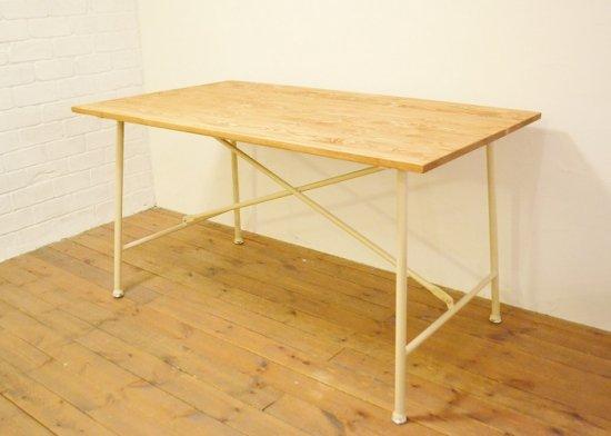 ダイニングテーブルMCホワイト130