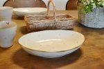 ドロップハート カレー皿