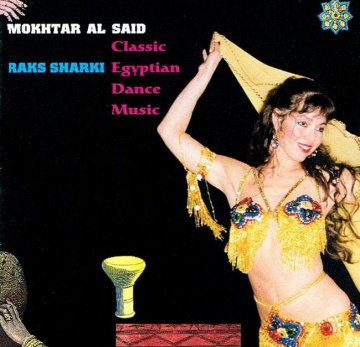 <img class='new_mark_img1' src='//img.shop-pro.jp/img/new/icons1.gif' style='border:none;display:inline;margin:0px;padding:0px;width:auto;' />Raks Sharki Classic Egyptian Dance Music - Mokhtar Al Said