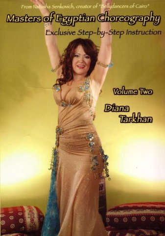 <img class='new_mark_img1' src='//img.shop-pro.jp/img/new/icons24.gif' style='border:none;display:inline;margin:0px;padding:0px;width:auto;' />Masters of Egyptian Choreography Vol.2 - Diana Tarkhan