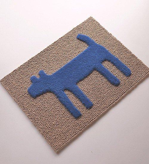 エフスタイル -ドギーマット ブルー S