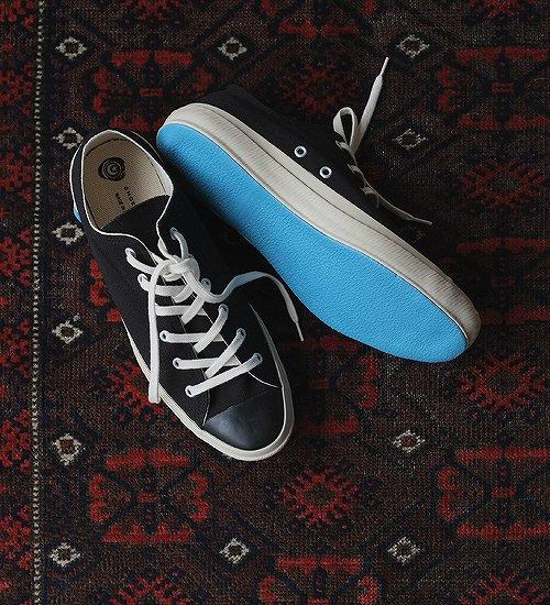 シューズ ライク ポタリー ローカット ブラック-Shoes Like Pottery Low/Black