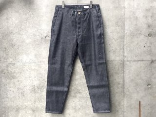 selvedge denim pants(tapered)