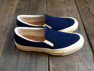 SLIP-ON(NAVY)