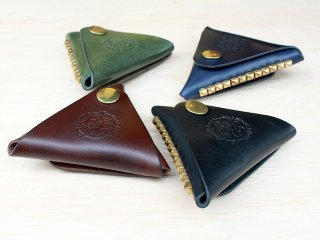 triangle coin case