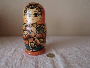 ヴィンテージ マトリョーシカ ポップ 特大・VINTAGE OLD Matyoshka Russian nesting doll