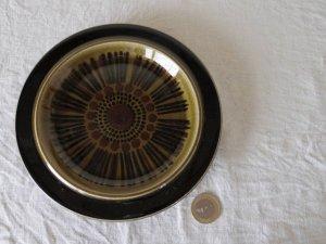 3 北欧 ヴィンテージ アラビア ARABIA コスモス KOSMOS 20センチ プレート 皿 5-1967