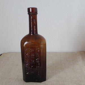 ドイツのリカーボトル ボトルメール  Germany liquor bottle brown