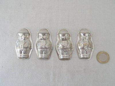 チェコ 男の子 お菓子の型 クッキー型 モールド 珍しいハンドメイド材料・Mold Mould vintage