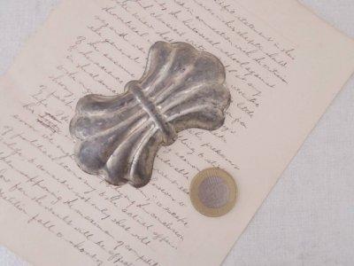 チェコ シェル お菓子の型 クッキー型 モールド マドレーヌ型 珍しいハンドメイド材料・Mold Mould shell vintage
