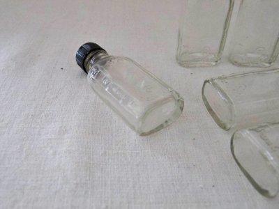 アメリカ 医療系 薬瓶 小瓶 メディシンボトル ミニ USA medicine bottle sani mini