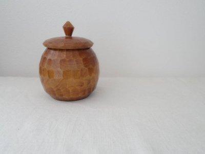 フランス 古い木彫りの箱 france wood carving box