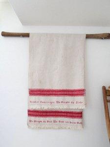 ルーマニア ザクセン人の村 クロス 134X84 1911年