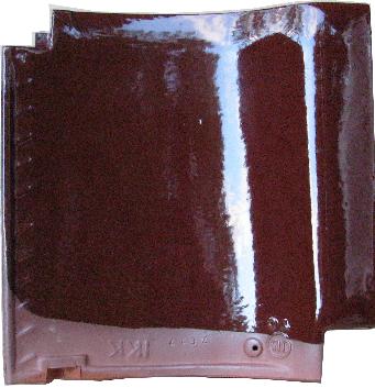 チョコレート桟瓦53A