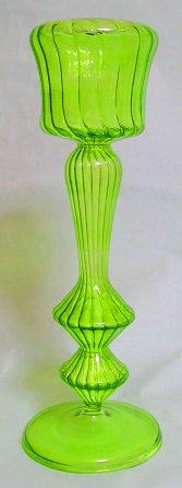 エジプト Kelos製 ハンドメイドガラス花瓶