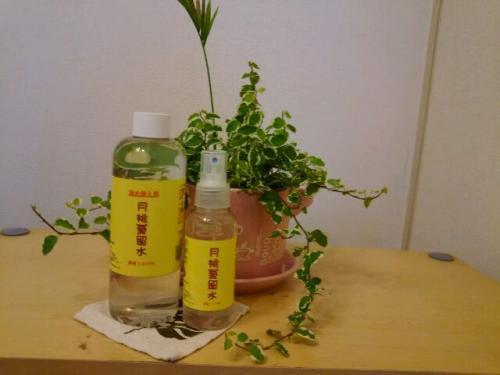 月桃化粧水 月桃蒸留水100%小(100ml)大(300ml)2本お買い得セット