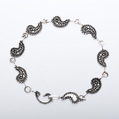 METAL PAISLEY bracelet