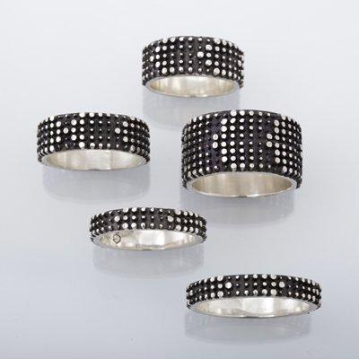 DOT INDIAN ring