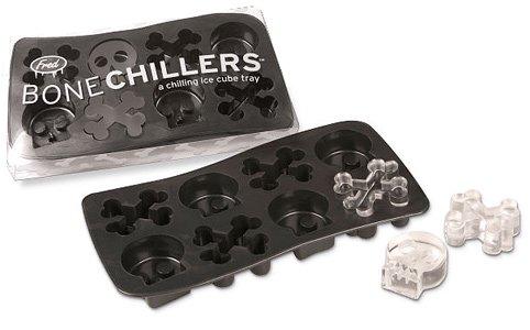 楽しく水分制限 ドクロの製氷皿!