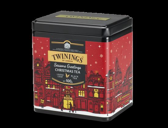 トワイニング クリスマス限定紅茶  クリスマスブレンドティー  / ルース茶葉   日本未発売