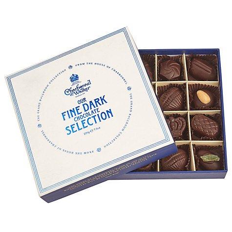英国王室御用達 シャルボネル・エ・ウォーカー社  極上 ダークチョコレート・セレクション