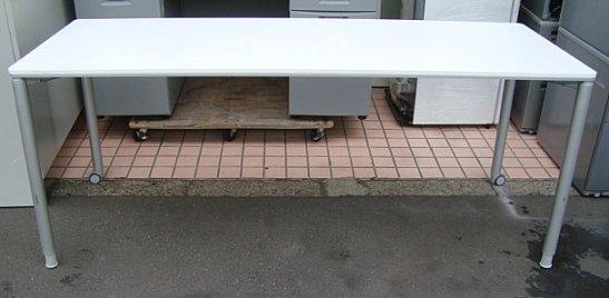 【中古品】 オカムラ アプションフリー 1870テーブル