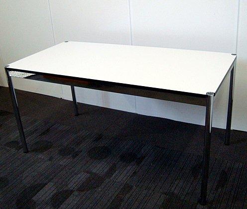 【中古品】 USM ハラー W1500テーブル   < ワケあり>
