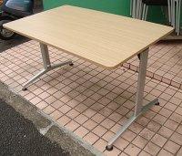 【中古品】イトーキ DE W1200テーブル