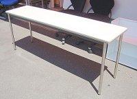 【中古品】オカムラ製 8189 W1800テーブル