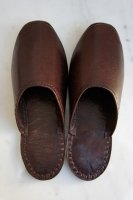 Buffalo Leather Slippers