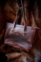 FERNAND LEATHER ( U.S.A. ) TOTE BAG LARGE