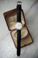<img class='new_mark_img1' src='//img.shop-pro.jp/img/new/icons50.gif' style='border:none;display:inline;margin:0px;padding:0px;width:auto;' />OMEGA ( SWISS ) SEAMASTER 1960'S ANTIQUE WATCH
