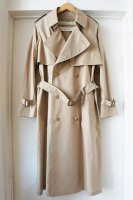 [ beautiful people ] LIGHT TYPEWRITER 2WAY TRENCH COAT