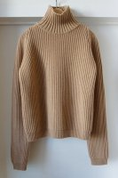 Studio Nicholson ( ENGLAND ) SORT TURTLENECK KNIT