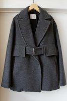 <img class='new_mark_img1' src='https://img.shop-pro.jp/img/new/icons50.gif' style='border:none;display:inline;margin:0px;padding:0px;width:auto;' />[ CINOH ] WOOL CASHMERE SHORT COAT